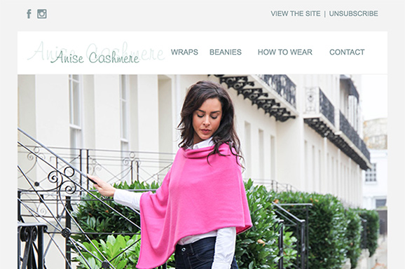 Anise Cashmere